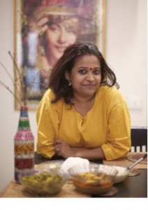 Ayandrali Dutta, Blogger and food enthusiast attributes her passion to her Bengali genes. Photo: Ravi Choudhary