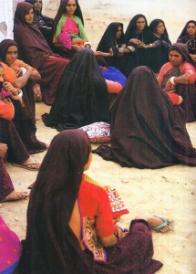Women of the Ahir tribe