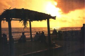 Sunset at Chorwad