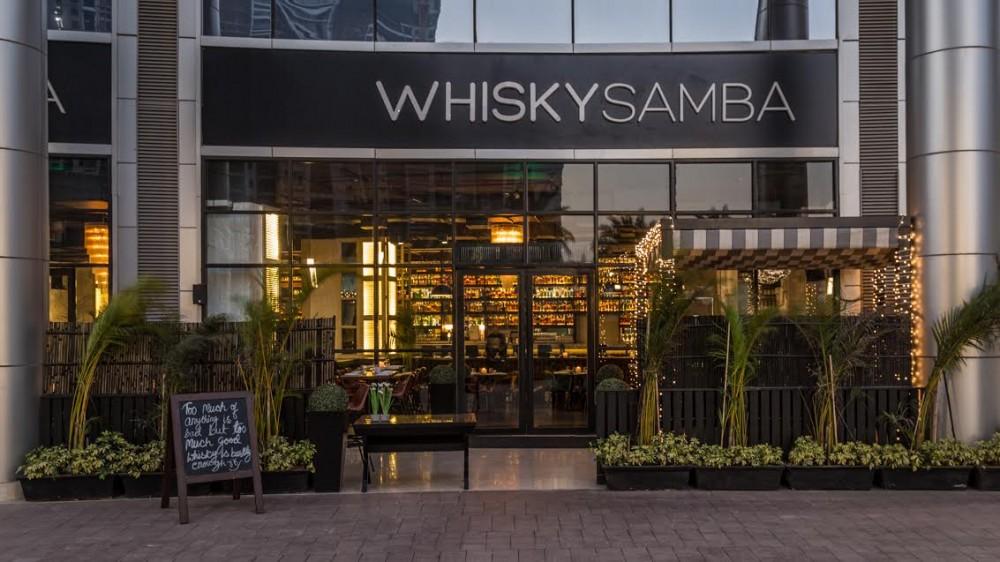 Whisky Samba Marryam H Reshii
